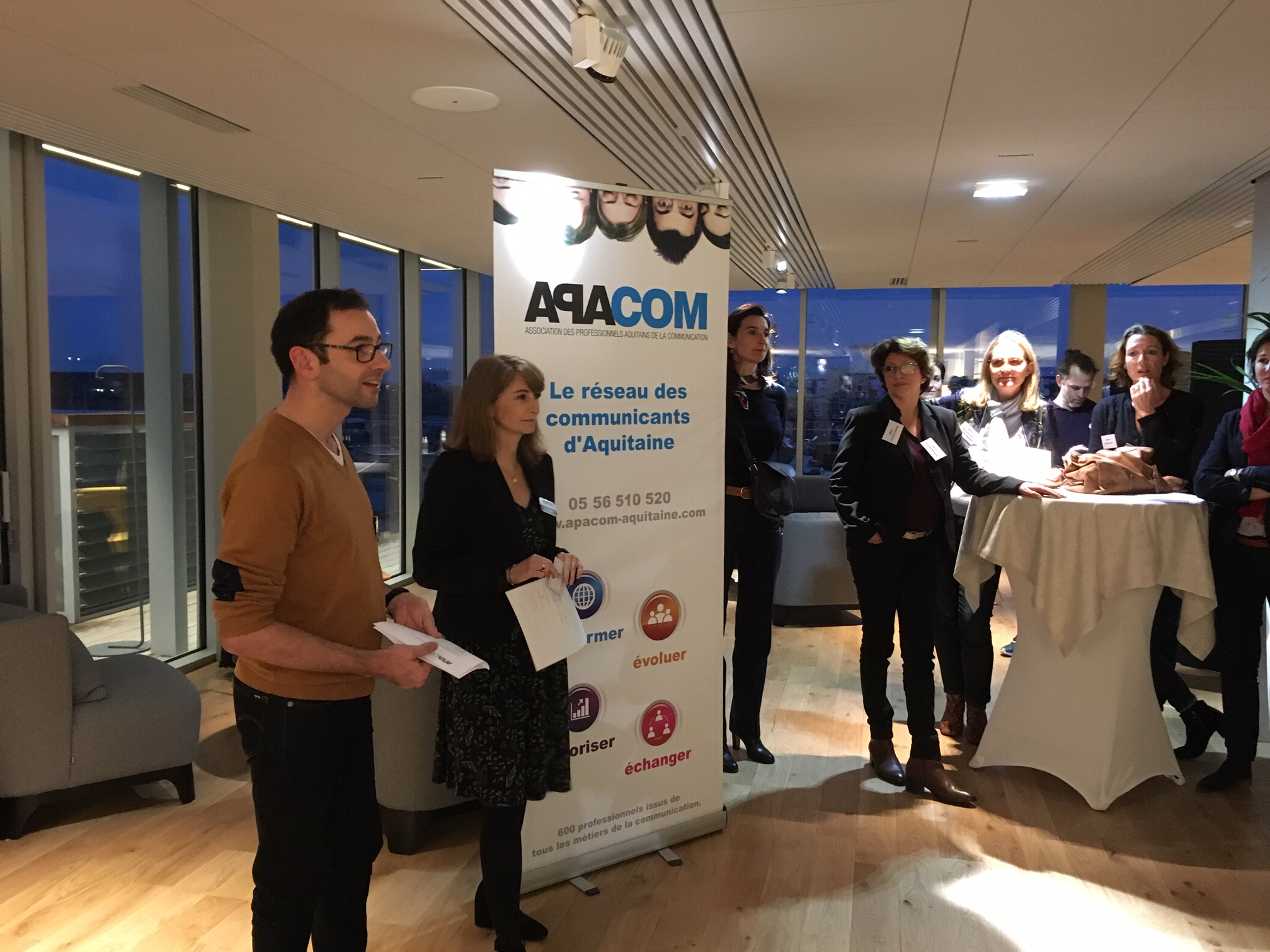 Apacom communication bordeaux