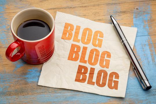 rédactrice blog